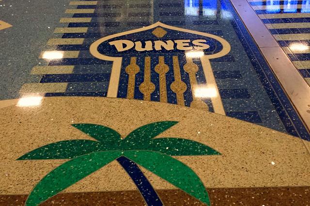 Former Dunes Hotel & Casino