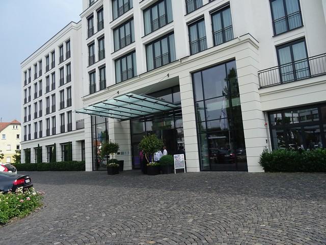 Parkhotel Stuttgart Messe Airport