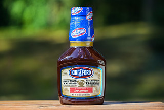 Sauced: Kingsford Brown Sugar Applewood Barbecue Sauce