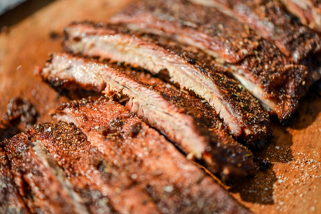 Memphis Dry-rubbed Ribs