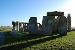 Stonehenge & Lens Flare