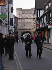 City Walls, York, 22 Jan 2005