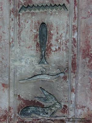 Slug hieroglyph