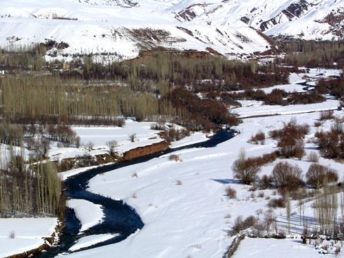رودخانه شاهرود عکس از علی عامری