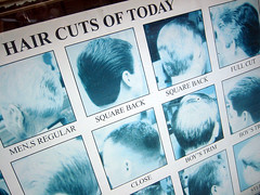 Hair Cuts of Today | by Voxphoto
