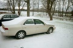 my poor Alabama car