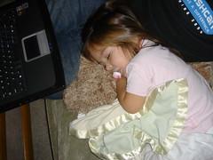 my poor little girl