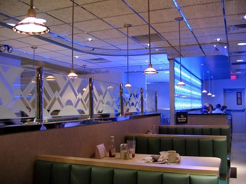 Hi-Way Family Diner Interior