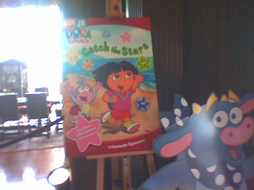 Dora live encore!