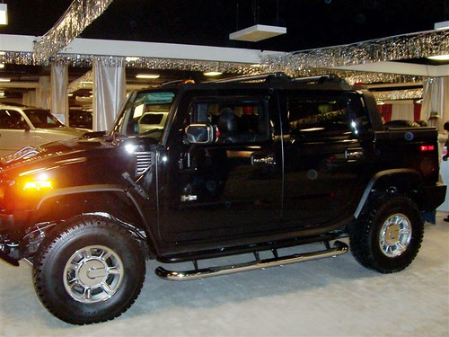 2005 Syracuse Auto Show_hummer alt | The ever popular Blo ...