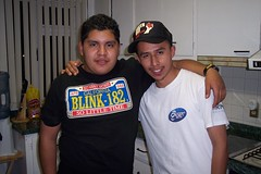Israel and Luis
