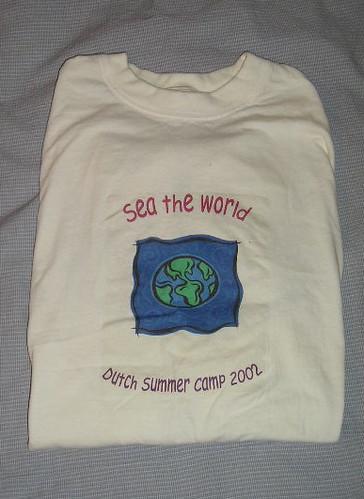 Sea the world.