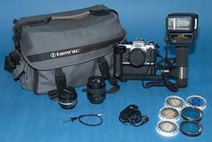 Hasselblad 500C System on eBay