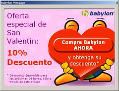 Babylon y San Valentín