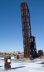 Pere Marquette Bascule Bridge