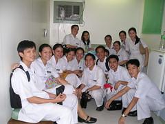 my caring classmates