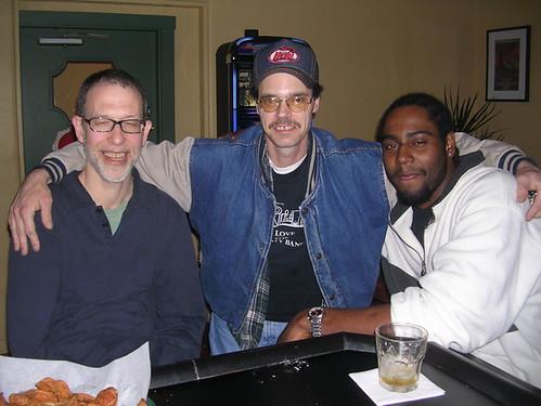 Danny, Nick, and Ryan