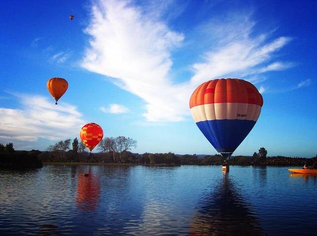 Balloon  Lomo Effect