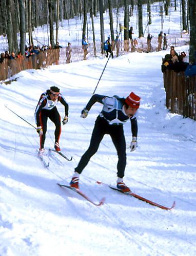 Nordic skiers