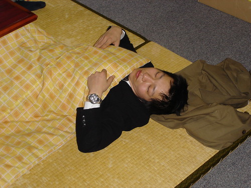 Sleeping | by hibino