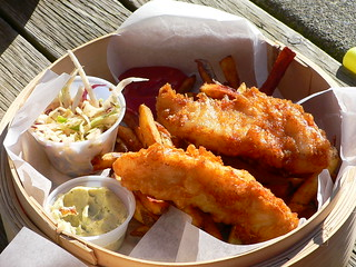 fish & chips | by David Ascher
