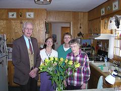 Flowers & Family
