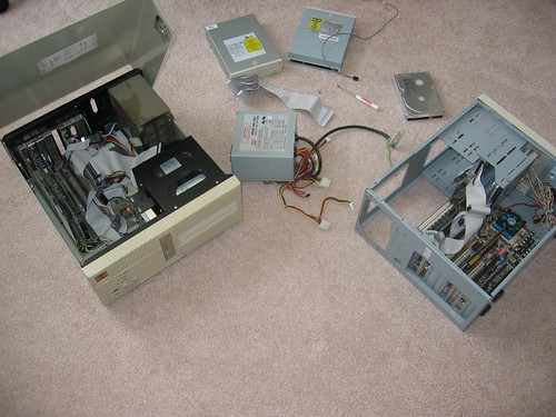 Frankenstein computer transplant