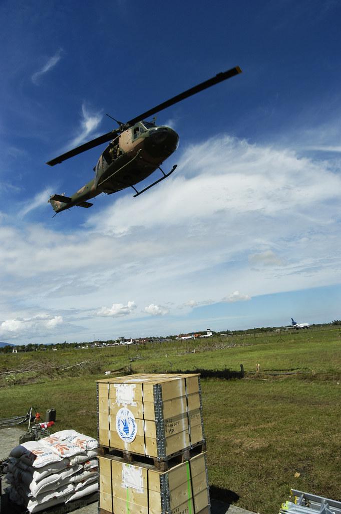 Aussie Chopper Banda Aceh January 2005 Banda Aceh Airfie Flickr