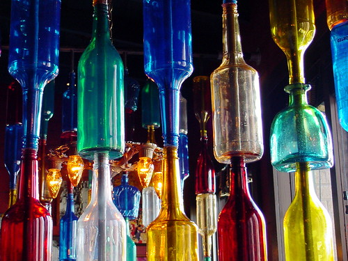 Colorful Bottles | by Lynda Giddens