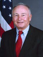 George H Walker, US Ambassador to Hungary