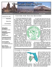 newsletter for March 2005