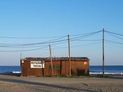 Chabolas en la playa II