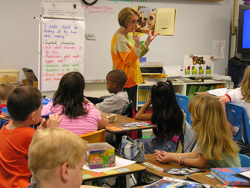 Reading Aloud to Children | by Old Shoe Woman