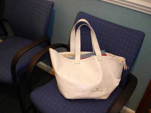 Kate's new bag