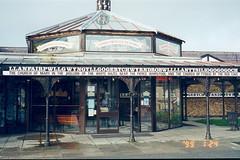 the welcome center at Llanfairpwllgwyngyllgogerychwyrndrobwllllantysiliogogogoch, Wales