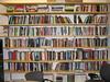 Collin's big wall of books