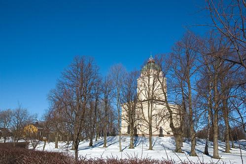 Church on Suomenlinna