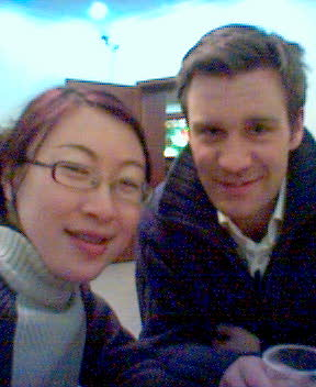 Johan and Wuhao