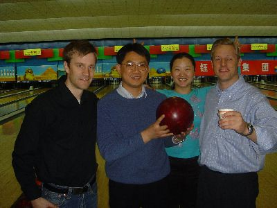The Johan Steward Eve Ben Team