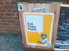cut copy paste