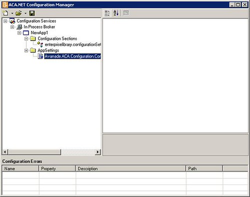 Avanade Configuration Manager.JPG
