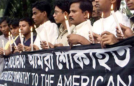 Bangladesh mourns
