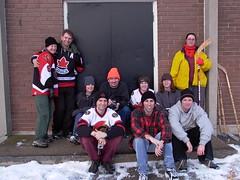 hockey group
