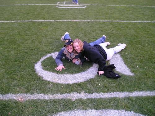 50 yard line, baby