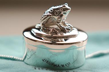 Tiffany flog box