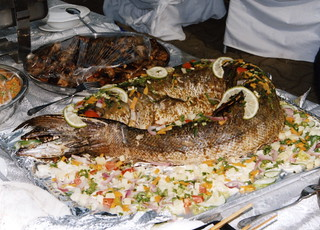 grilled fish | by amaah
