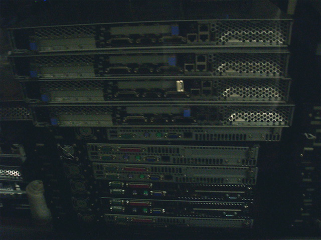 Original EverQuest servers, now decommissioned, Sony Onlin