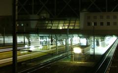 Station Rijswijk nightshot