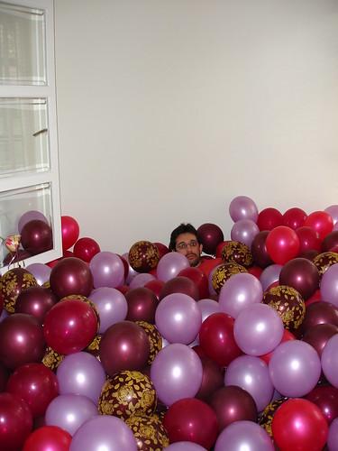 Entre globos