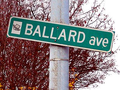 Ballard Avenue